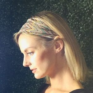 Headband, multi color. Perfect condition